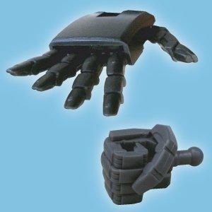 プレミアムパーツコレクション 関節技EX 極め手 144角 ダークグレイ