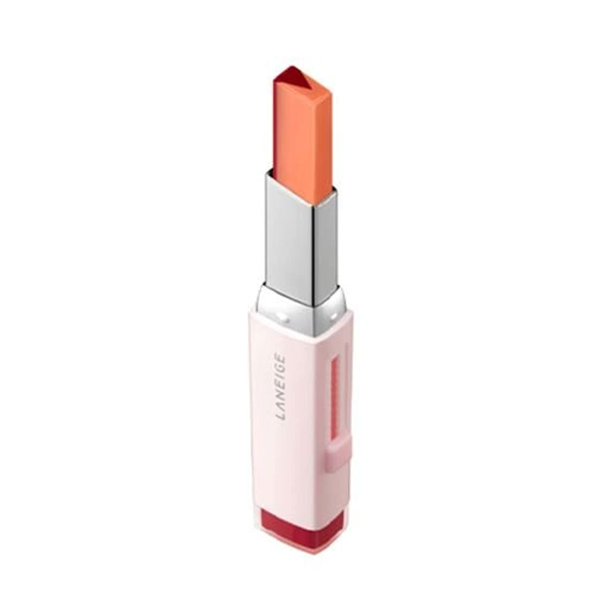 参照する流すバルブ[New] LANEIGE Two Tone Tint Lip Bar 2g/ラネージュ ツー トーン ティント リップ バー 2g (#05 Apple Jello) [並行輸入品]