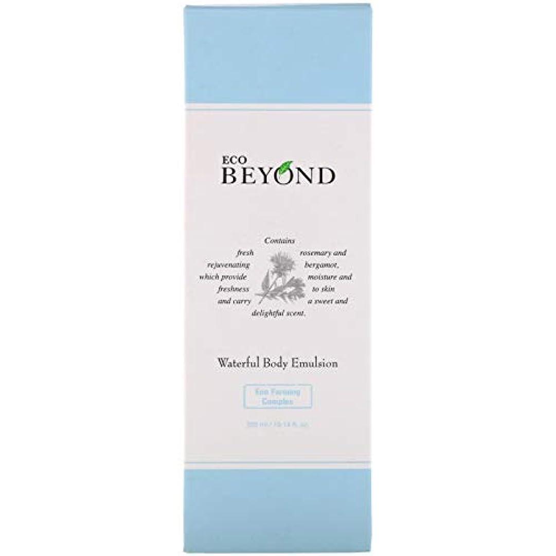 外観動機商標[ビヨンド] BEYOND [ウォーターフル ボディ エマルジョン 300ml] Waterful Body Emulsion 300ml [海外直送品]