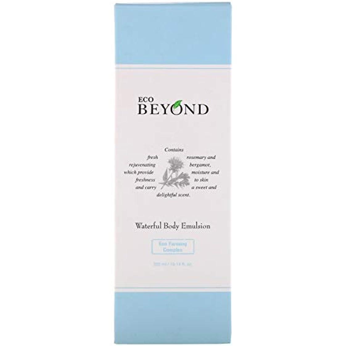枯渇無数のアーネストシャクルトン[ビヨンド] BEYOND [ウォーターフル ボディ エマルジョン 300ml] Waterful Body Emulsion 300ml [海外直送品]