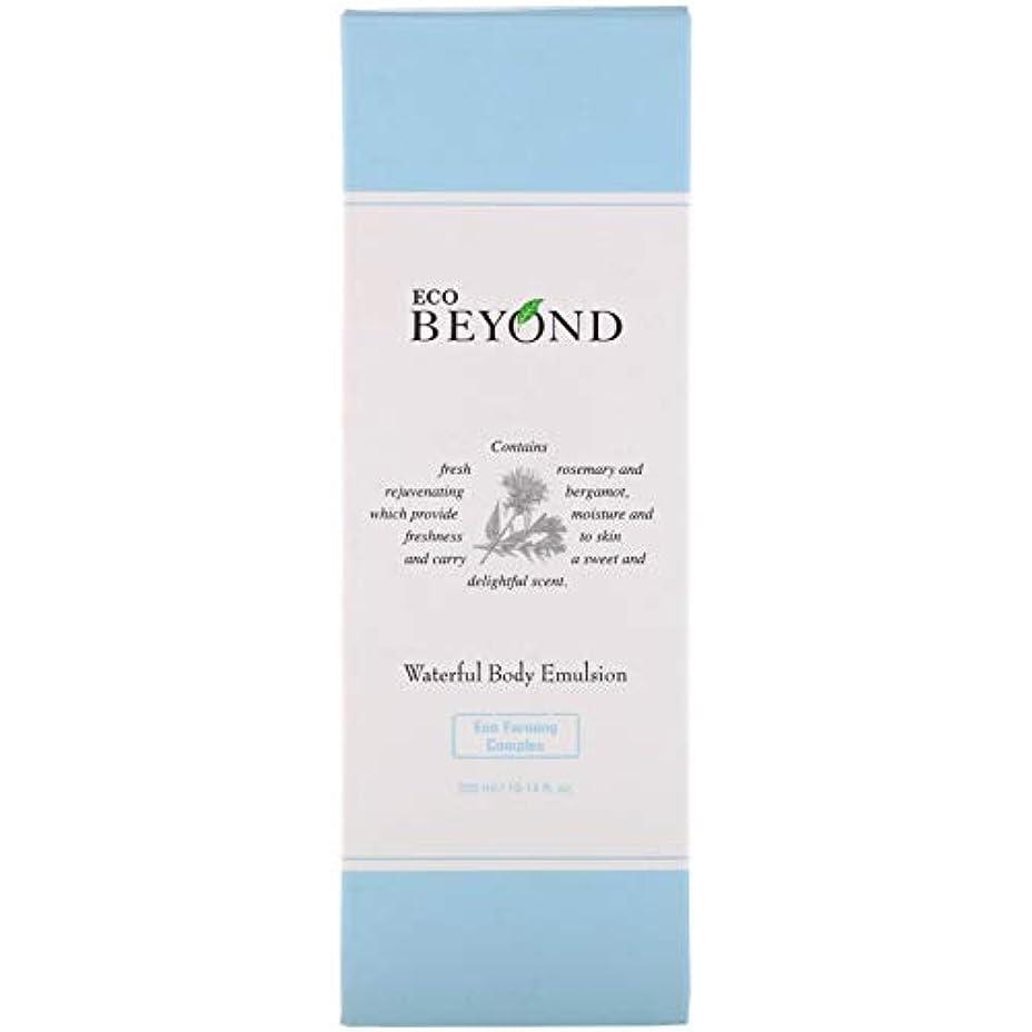 浮く大学院ライオン[ビヨンド] BEYOND [ウォーターフル ボディ エマルジョン 300ml] Waterful Body Emulsion 300ml [海外直送品]