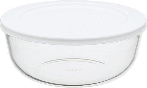 iwaki(イワキ) 耐熱ガラス パックぼうる 1300ml KBC4160-W1