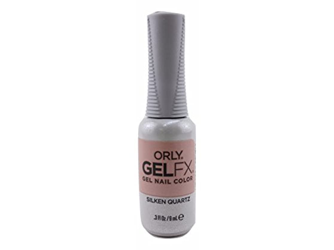 うん大宇宙出演者Orly Gel FX - Velvet Dream Collection Fall 2017 - Silken Quartz - 0.3 oz / 9 mL
