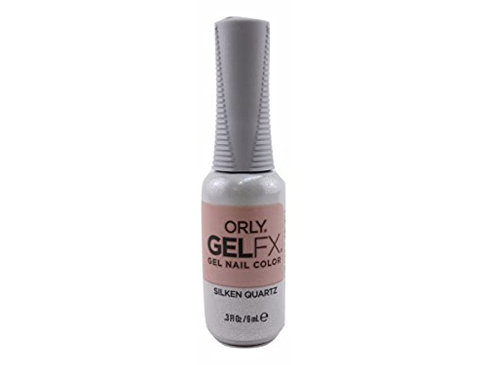 個人的なマーク付与Orly Gel FX - Velvet Dream Collection Fall 2017 - Silken Quartz - 0.3 oz / 9 mL