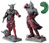 ウルトラ十二神将 第三弾 ウルトラセブン&ウルトラマンレオ 2体セット 画像