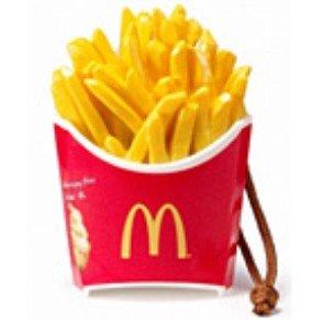 マックフライポテト 【McDonald's FOOD STRAP】マクドナルド フードストラップ【04】
