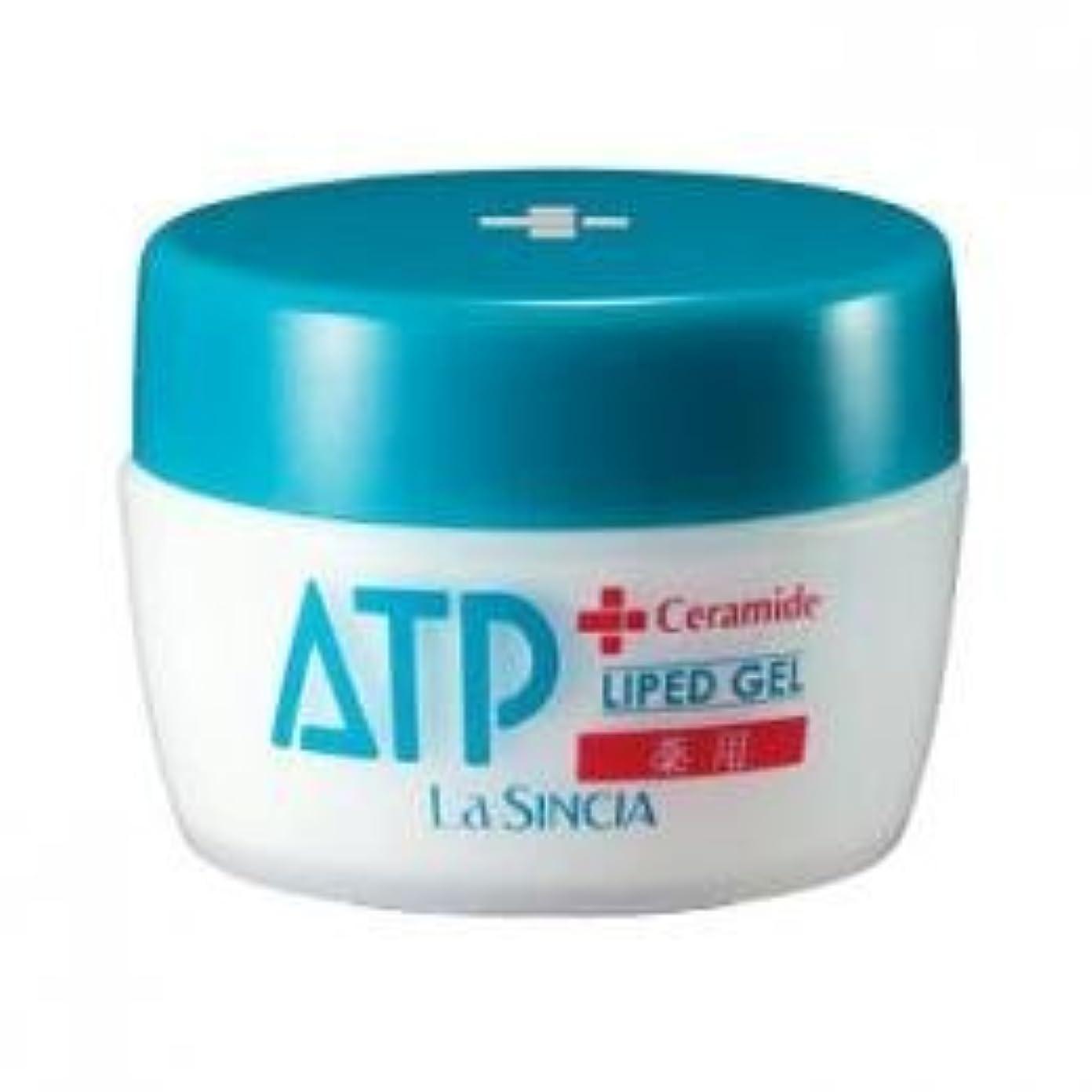 薬用ATP リピッドゲル 30g (全身?頭皮?頭髪用保湿ゲルクリーム) [医薬部外品]