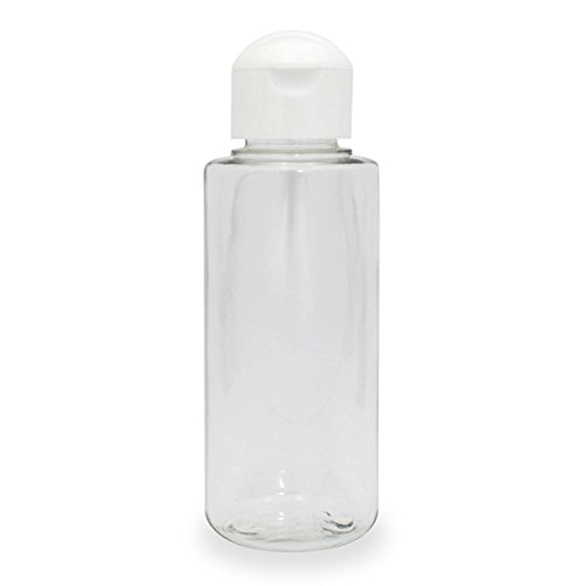 するいとこディベートクリアボトル100ml (ヒンジキャップ) PET プラスチック製