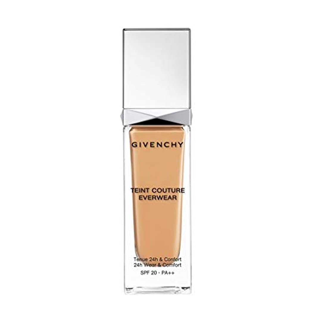 変な国歌ぎこちないジバンシィ Teint Couture Everwear 24H Wear & Comfort Foundation SPF 20 - # Y300 30ml/1oz並行輸入品