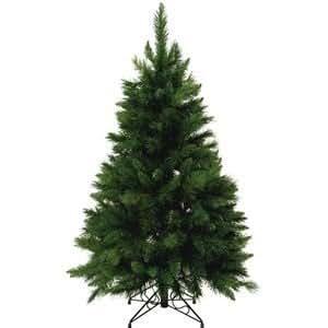 【クリスマス】120CMミックススリムツリー CAA-058