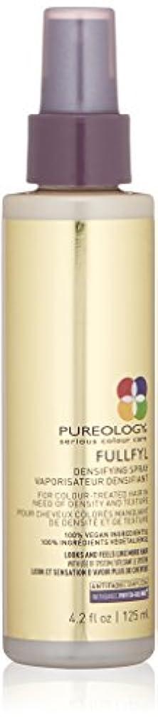 ジュース通信網設計図Pureology Fullfyl緻密化スプレー、4.2液量オンス 4.2 fl。オンス
