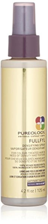 ホールド肉政権Pureology Fullfyl緻密化スプレー、4.2液量オンス 4.2 fl。オンス