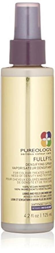 精査パンフレットいじめっ子Pureology Fullfyl緻密化スプレー、4.2液量オンス 4.2 fl。オンス