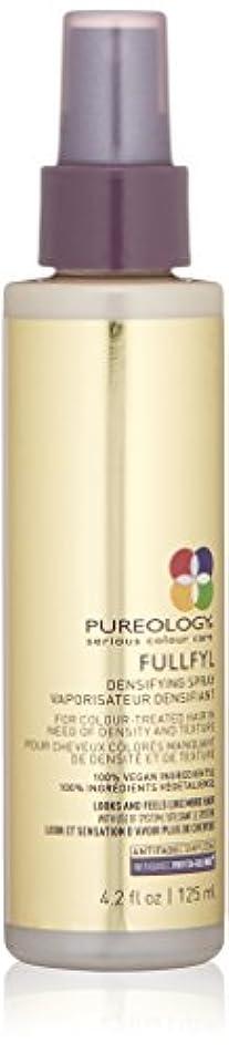 バトルクリアブランドPureology Fullfyl緻密化スプレー、4.2液量オンス 4.2 fl。オンス