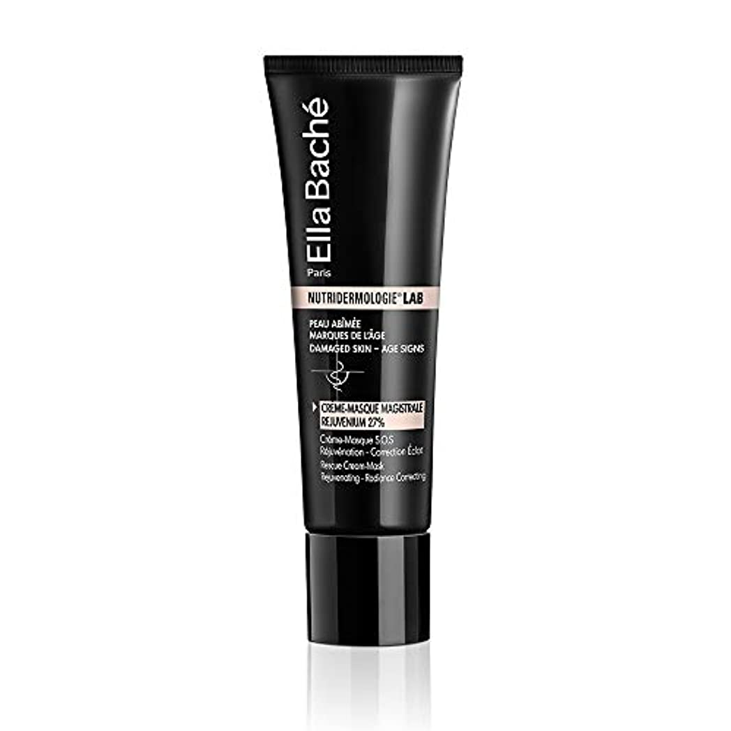 オーガニックインデックス警官エラバシェ Nutridermologie Lab Magistral Cream-Mask Rejuvenium 27% Rescue Cream-Mask 50ml/1.69oz並行輸入品