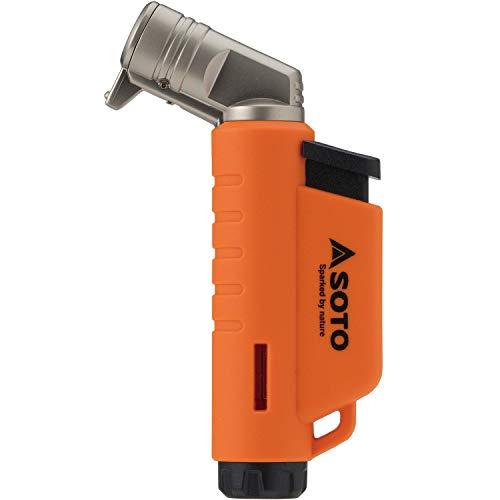 ソト(SOTO) マイクロトーチ ACTIVE(アクティブ) オレンジ ST-486RG