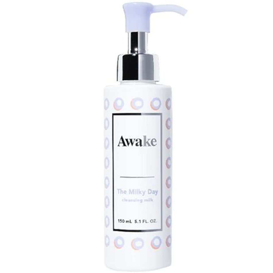 バレル慣れている知的アウェイク(AWAKE) Awake(アウェイク) ザ ミルキーデイ クレンジングミルク (150mL)