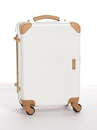 Jewelna Rose (ジュエルナローズ)≪JEWELNA ROSE/ジュエルナローズ≫ エステル・スーツケース 47リットル 05567 ホワイト -