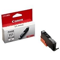 (まとめ) キヤノン Canon インクタンク BCI-351XLGY グレー 大容量 6442B001 1個 【×3セット】 ds-1573366