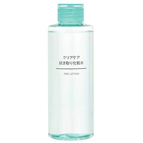 無印良品 クリアケア拭き取り化粧水