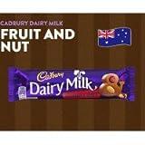 キャドバリー デイリーミルクチョコレート フルーツ&ナッツ 50g×24本入り 1011691