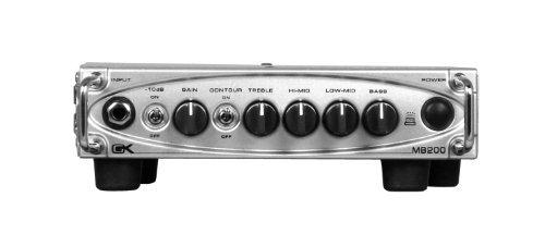 Gallien-Krueger MB200 - 200W Ultra Light Bass Amplifier [並行輸入品]