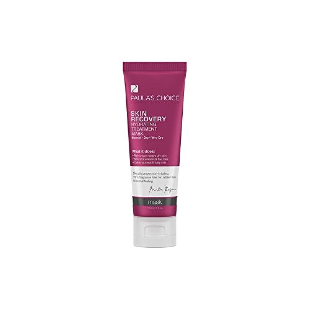 系統的慢ジャニスPaula's Choice Skin Recovery Hydrating Treatment Mask (118ml) - ポーラチョイスの肌の回復水和処理マスク(118ミリリットル) [並行輸入品]