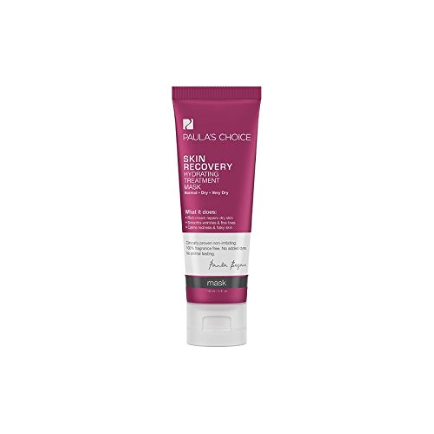 揃える発送メンテナンスPaula's Choice Skin Recovery Hydrating Treatment Mask (118ml) (Pack of 6) - ポーラチョイスの肌の回復水和処理マスク(118ミリリットル) x6...