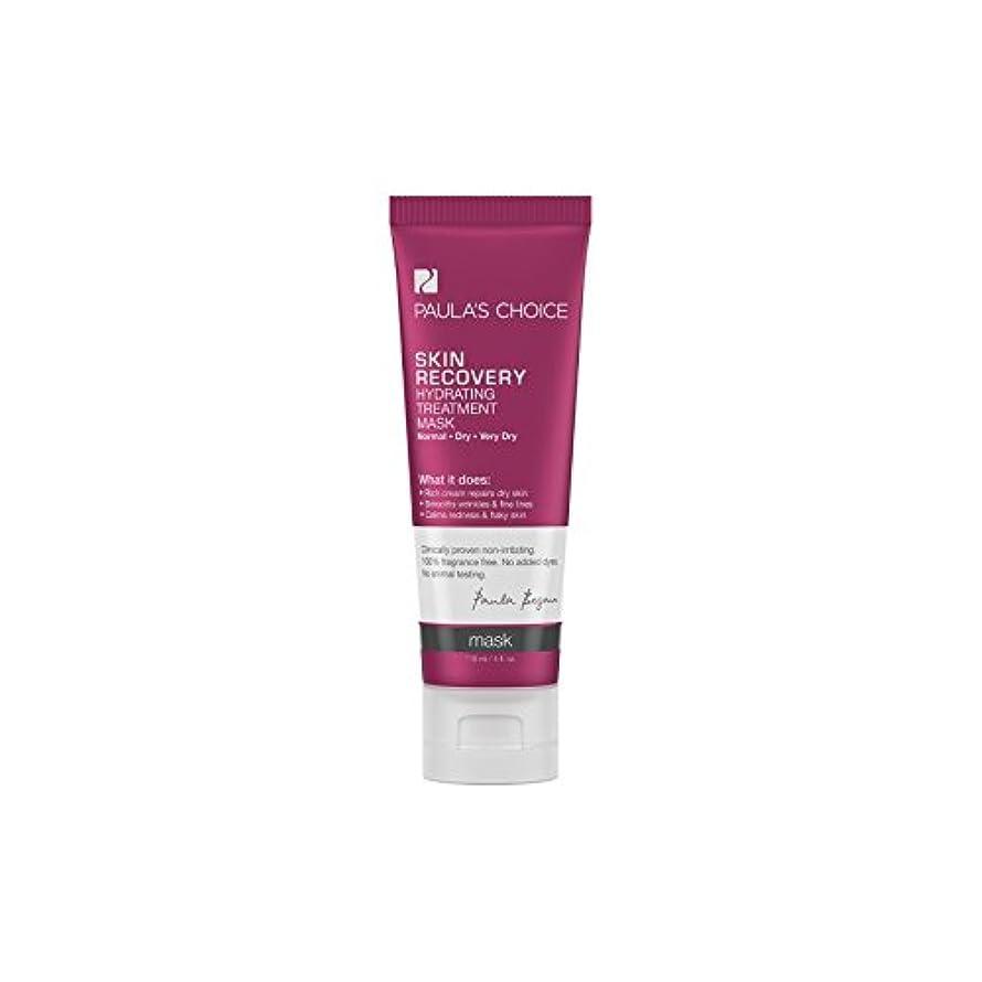 起きているどうしたの申込みPaula's Choice Skin Recovery Hydrating Treatment Mask (118ml) - ポーラチョイスの肌の回復水和処理マスク(118ミリリットル) [並行輸入品]