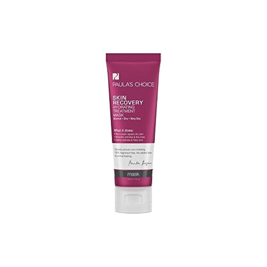 文庫本市長応じるポーラチョイスの肌の回復水和処理マスク(118ミリリットル) x2 - Paula's Choice Skin Recovery Hydrating Treatment Mask (118ml) (Pack of 2) [並行輸入品]