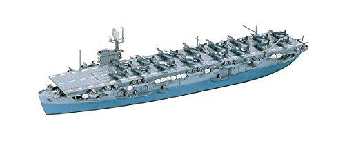Tamiya 1 / 700 No.711 United States Navy escort carrier Bogue plastic 31711