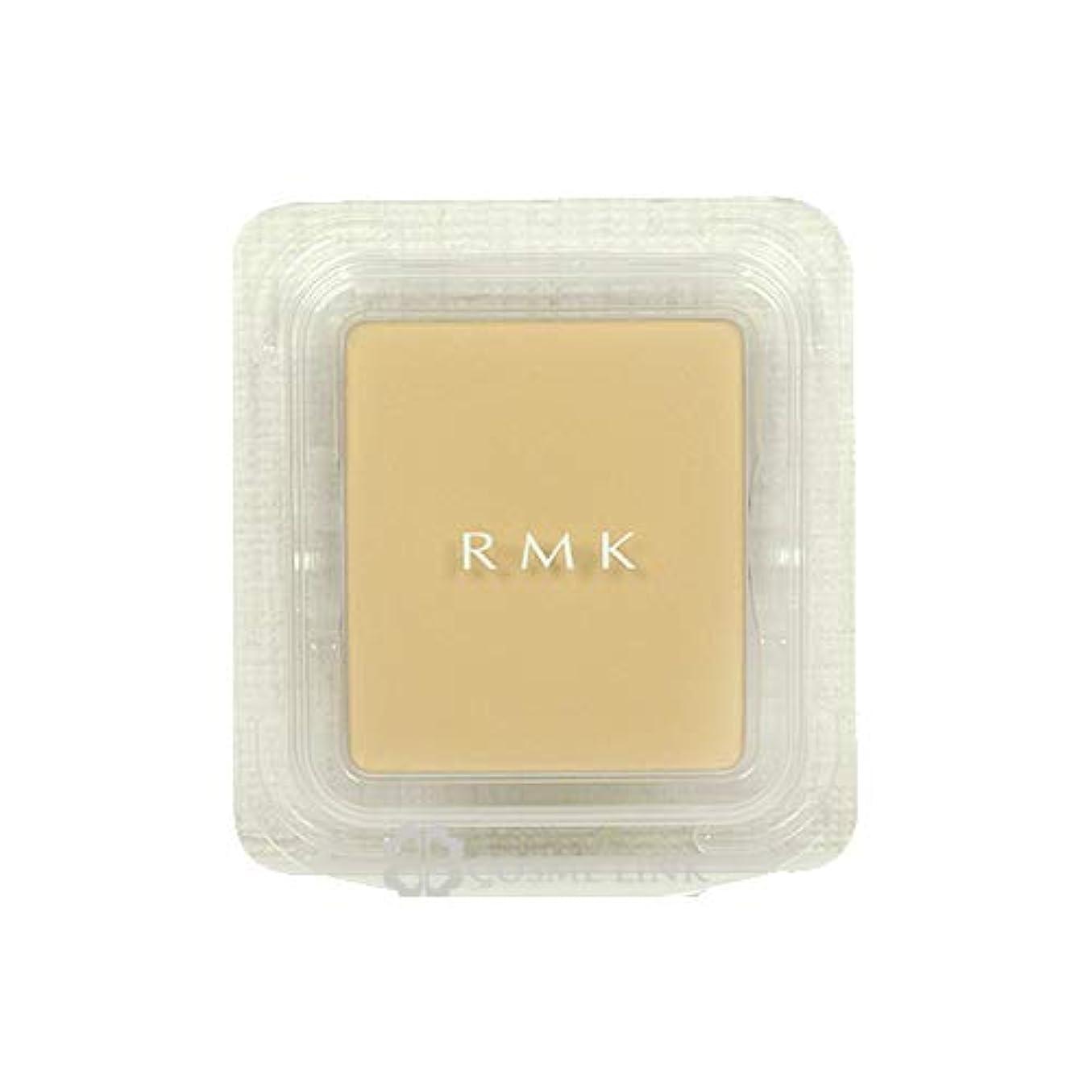 スラム因子放射能RMK アールエムケー UVパウダー ファンデーション(レフィル) #102 11g [並行輸入品]