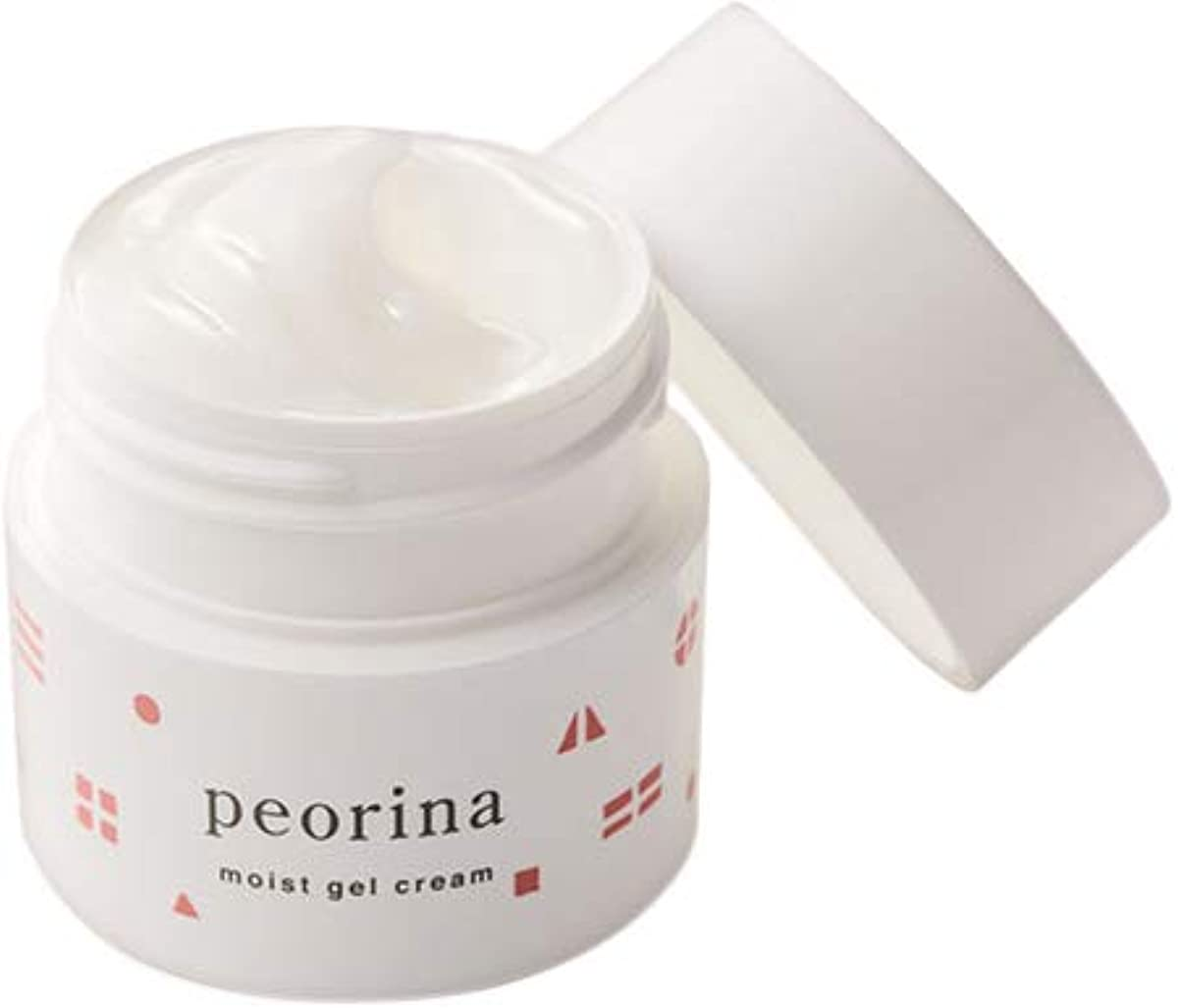 委託インセンティブに対応ピオリナ モイストジェルクリーム 保湿 スキンケア ヒト型 セラミド 保水肌 美肌 次世代型 ビタミンC 誘導体