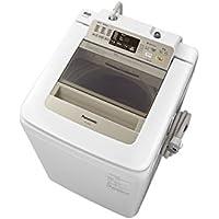 Panasonic 全自動洗濯機 8kg シャンパン NA-FA80H1-N