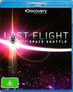 Last Flight of the Space Shuttle Blu-ray
