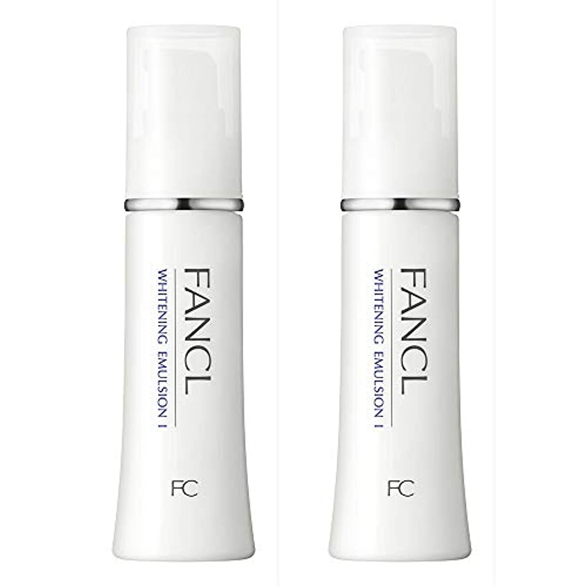 服を片付けるユーモラスランタンファンケル(FANCL) 新ホワイトニング 乳液 I さっぱり 2本セット<医薬部外品>