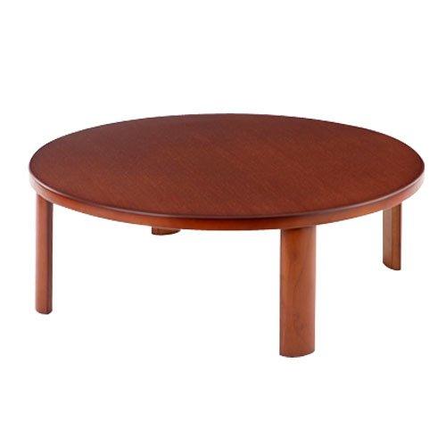 折れ脚 ちゃぶ台 折りたたみ 丸テーブル センターテーブル 丸型 リビング ...