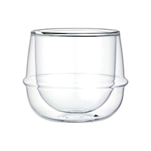 ダブルウォール ワイングラス KRONOS 23108
