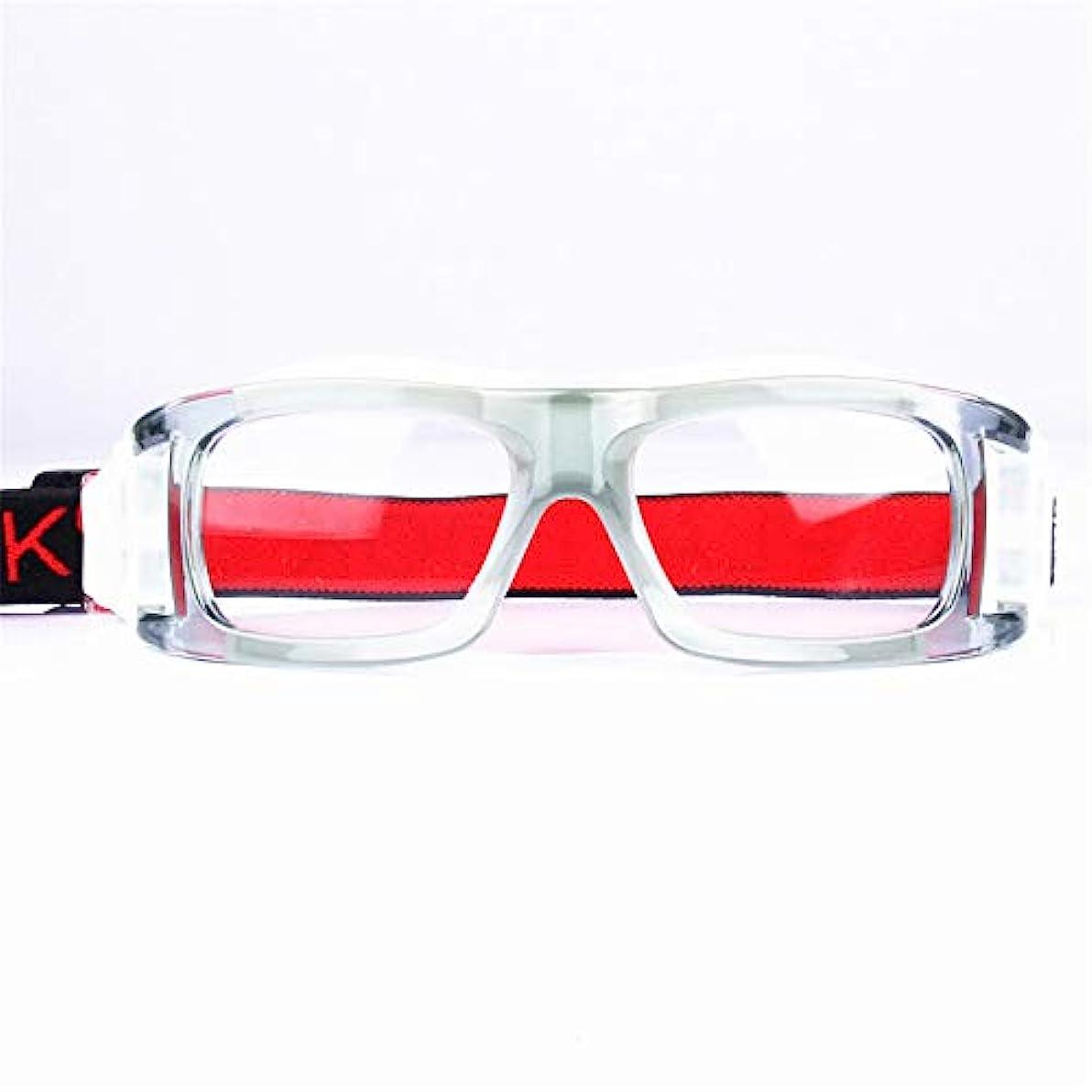 磁石盆地嵐のスポーツサングラス スポーツ眼鏡保護眼鏡耐衝撃保護眼鏡バスケットボールスポーツゴーグルコクレル眼鏡 釣り ゴルフ スキー ドライブ 自転車 ランニング 用サングラス (Color : Gray)