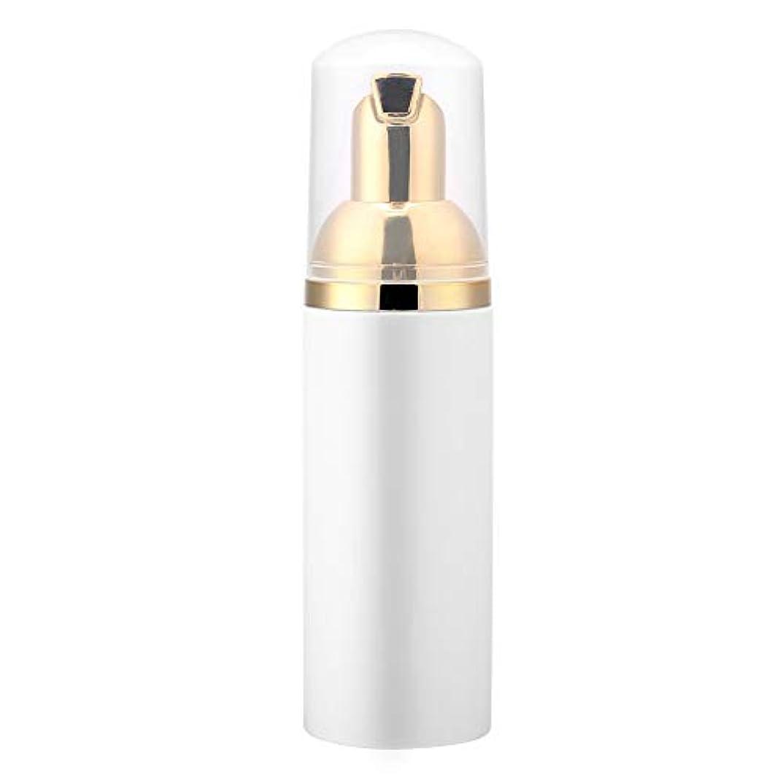 スキム電話する一掃するフォームクレンザーのまつげ、シャンプーのまつげエクステンション、まつげシャンプーの洗剤プロのまつげエクステンションは、日常使用のための保護を拡張するためのまつげツールを洗います(不透明な瓶)