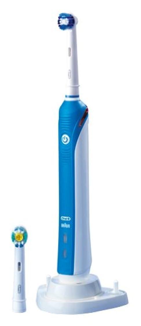 データム適度な倒錯ブラウン オーラルB 電動歯ブラシ プロフェッショナルケア 2000 2モードタイプ D205242N