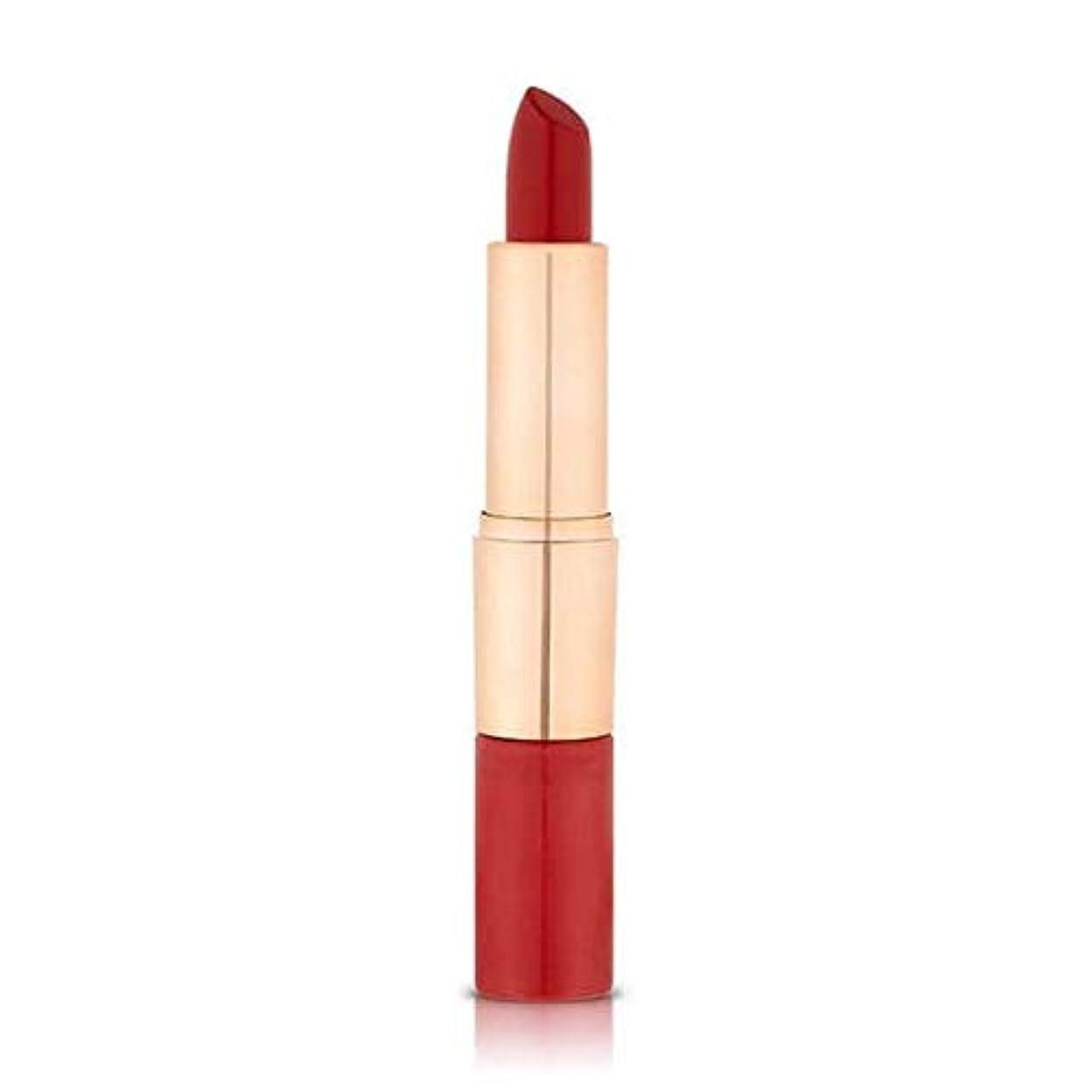独立細菌シーフード[Flower Beauty ] 花の美しさのミックスN」はマットリップスティックデュオ赤いベルベット690 - Flower Beauty Mix N' Matte Lipstick Duo Red Velvet 690...