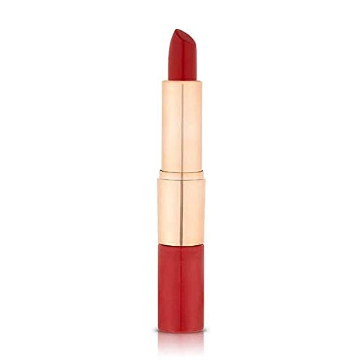 本土常習者勉強する[Flower Beauty ] 花の美しさのミックスN」はマットリップスティックデュオ赤いベルベット690 - Flower Beauty Mix N' Matte Lipstick Duo Red Velvet 690...