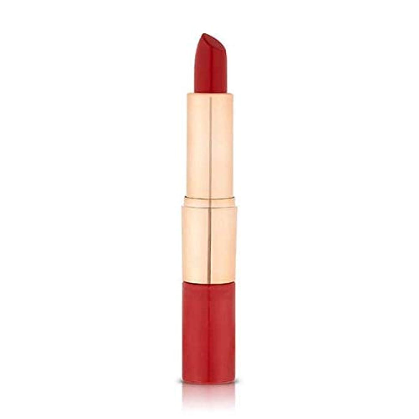 降ろす粘着性奇跡[Flower Beauty ] 花の美しさのミックスN」はマットリップスティックデュオ赤いベルベット690 - Flower Beauty Mix N' Matte Lipstick Duo Red Velvet 690...