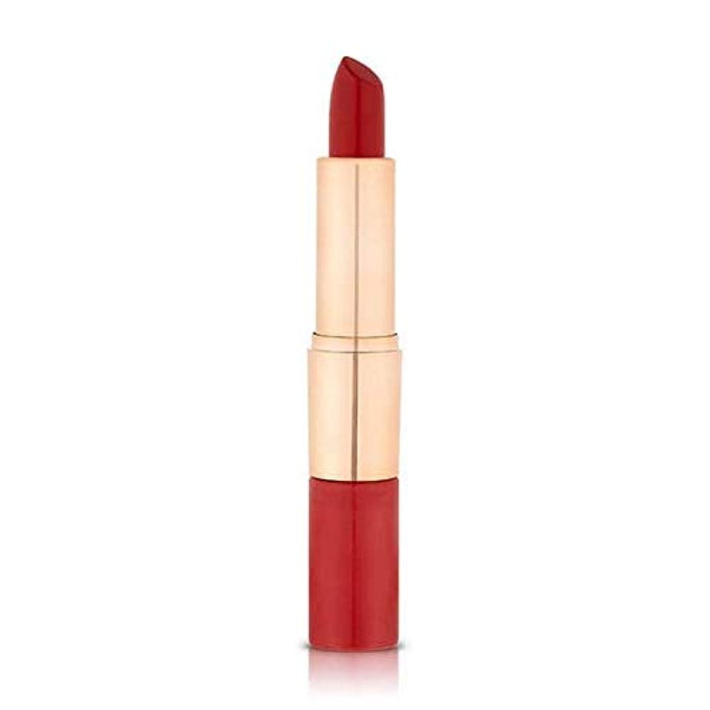 収縮宴会サンドイッチ[Flower Beauty ] 花の美しさのミックスN」はマットリップスティックデュオ赤いベルベット690 - Flower Beauty Mix N' Matte Lipstick Duo Red Velvet 690 [並行輸入品]