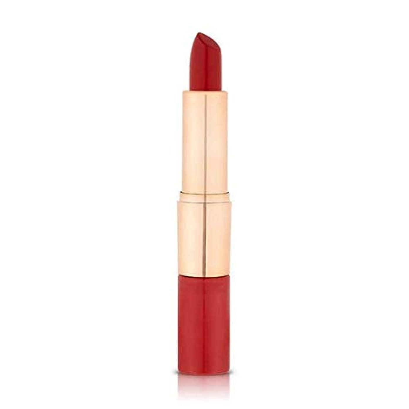 内部有罪バイバイ[Flower Beauty ] 花の美しさのミックスN」はマットリップスティックデュオ赤いベルベット690 - Flower Beauty Mix N' Matte Lipstick Duo Red Velvet 690...