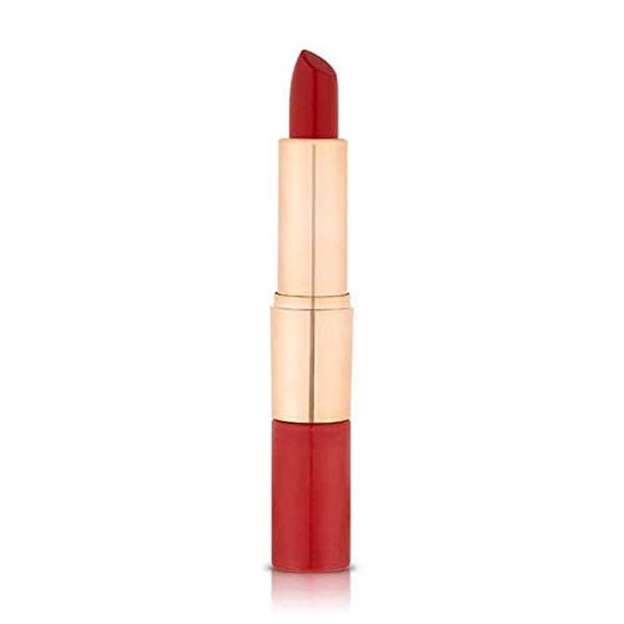 立ち寄る著名な細い[Flower Beauty ] 花の美しさのミックスN」はマットリップスティックデュオ赤いベルベット690 - Flower Beauty Mix N' Matte Lipstick Duo Red Velvet 690...