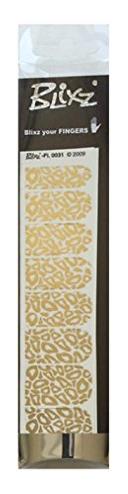 橋レベル描写Blixz ブリックス  ホワイト/Gレオパード