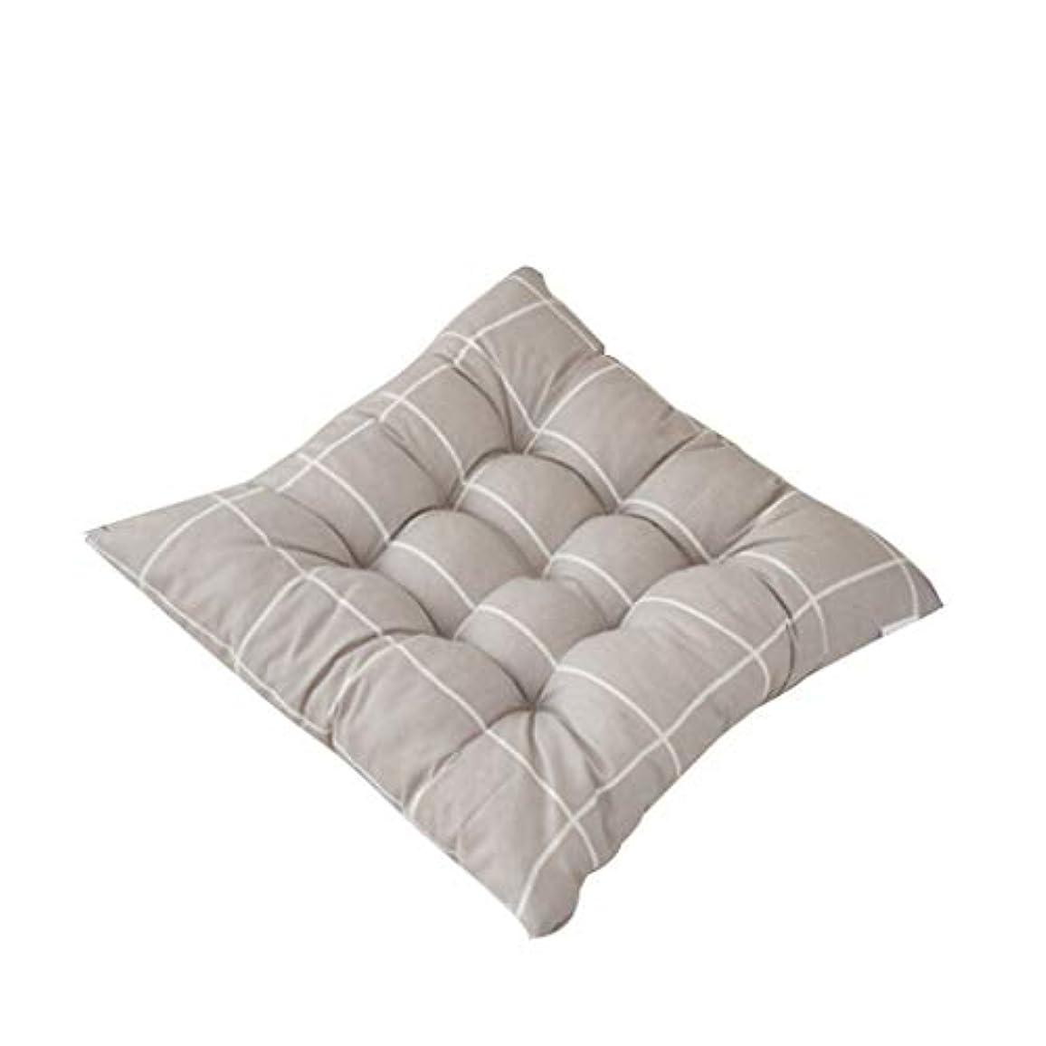 避難立派なシルクLIFE 正方形の椅子パッド厚いシートクッションダイニングパティオホームオフィス屋内屋外ガーデンソファ臀部クッション 40 × 40 センチメートル クッション 椅子