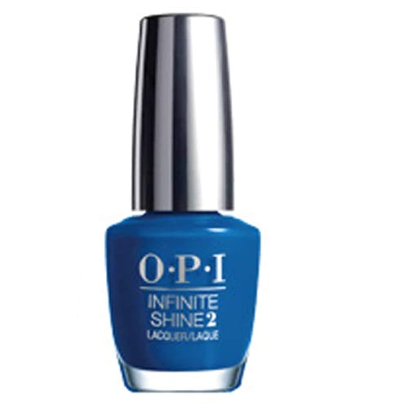 58815 OPI インフィニット シャイン ネイルラッカー ISL41 ワイルド ブルー ヤンダー